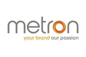 metron blog logo