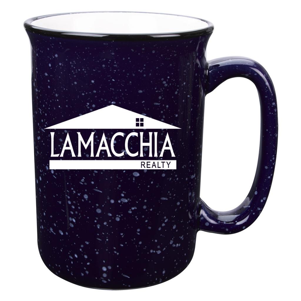 Lamacchia 14 Oz Tall Campfire Mug