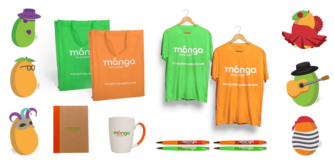 custom branded merchandise