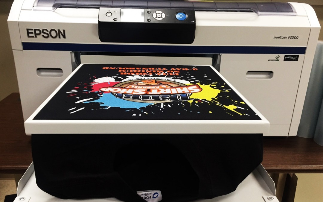 Production Pointers: The Difference between Screen Printing and Direct-to-Garment Printing 2
