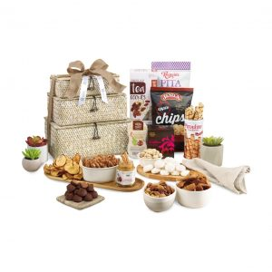 Naturally Delicious Gourmet Basket Tower