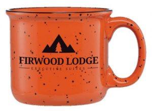 14 Oz. Camper Collection Ceramic Mug
