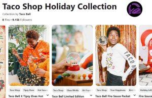 Online Company Store Promotion Ideas - Pinterest taco shop