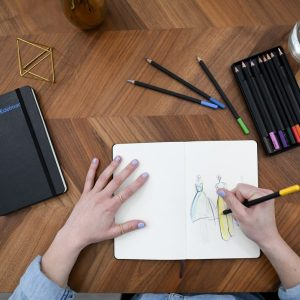 Unique Promotional Items for Creative Giveaways - Moleskin Coloring Kit