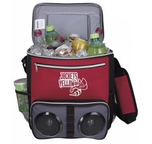 Conference Swag Ideas - Bluetooth Speaker Cooler