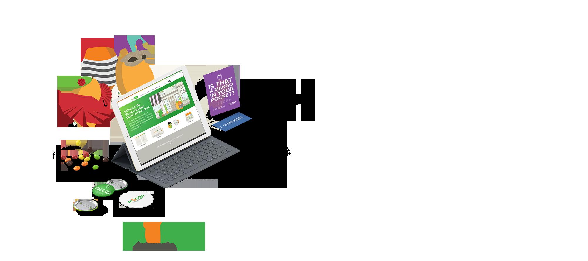 mango languages portfolio products