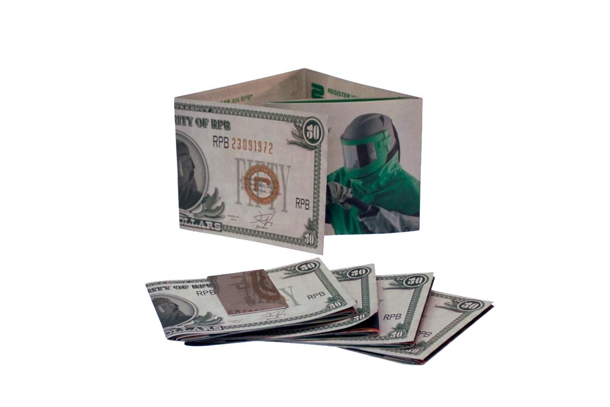 rpb portfolio moneyclip